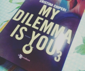 books and my dilemma is you image