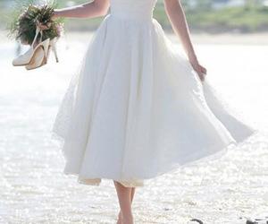 bridal, brides, and weddings image