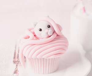 cupcake, cute, and kawaii image