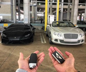 Bentley, cars, and expensive image