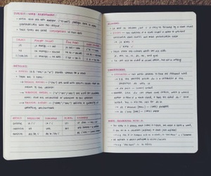 organization, study motivation, and study inspo image