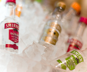 smirnoff, drink, and ice image