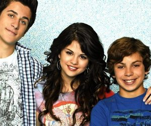 alex russo, david henrie, and justin russo image