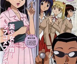 akira, school rumble, and mikoto image