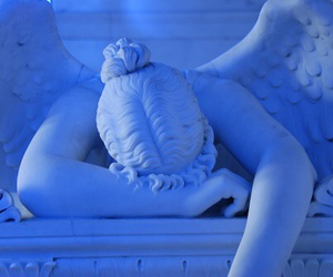 angel of grief image