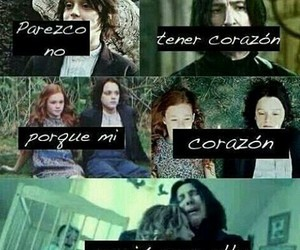 harry potter, love, and snape image