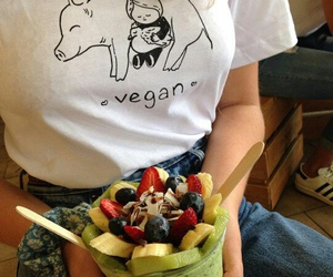 food, FRUiTS, and vegan image