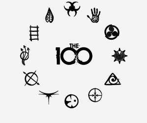 wallpaper and the100 image