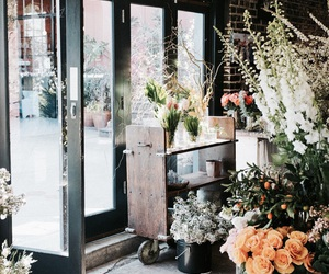 flowers and shop image
