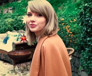 orange, Taylor Swift, and green image