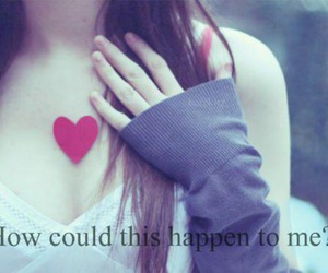 could, girl, and happen image