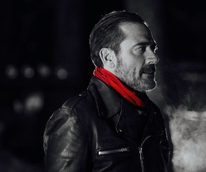 zombie, the walking dead, and negan image
