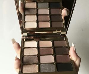 makeup, eyeshadow, and cosmetics image