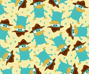 perry and wallpaper image