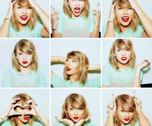 Taylor Swift, 1989, and photoshoot image