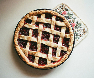 baking, food, and pie image