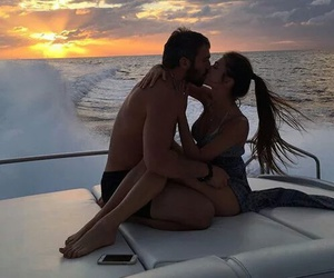 goals, yatch, and sun image
