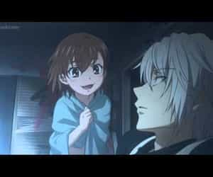 accelerator, amv, and anime image