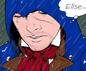 fanart, popart, and assassin's creed image