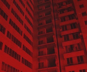 red and aesthetic image