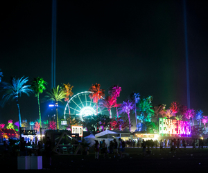 coachella, events, and music image