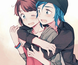 chloe price, pricefield, and life is strange image