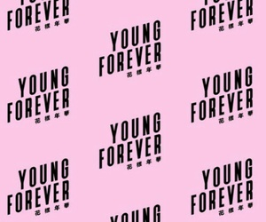 young forever, bts, and kpop image