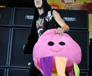 austin carlile, of mice & men, and squidgy image