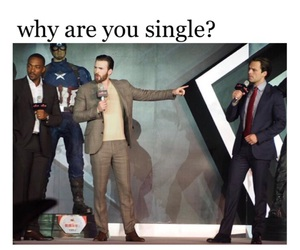 chris evans, sebastian stan, and funny image