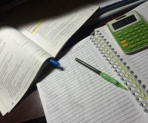 Estudio, nutricion, and calculo image