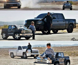 chevy, daddy, and one day image