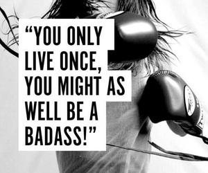 badass, fitness, and motivation image