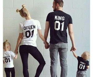 family, king, and Queen image