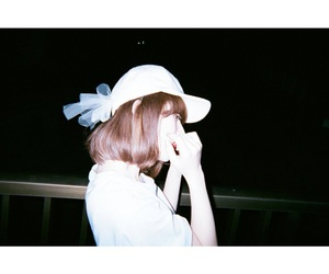 cap, fashion, and girl image