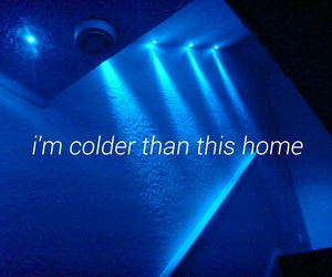 blue, music, and quote image