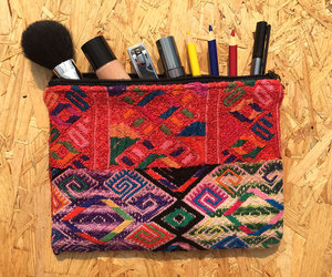 accessories, bag, and embroidered image