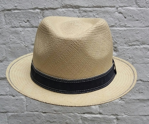 hats, panama hat, and panamahoed image
