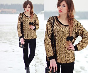 fashion, looks *-*, and girl image