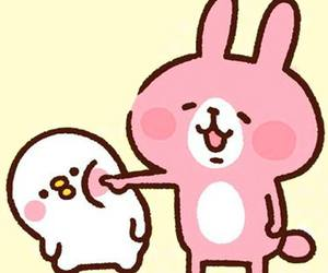 Chicken, japan, and kawaii image