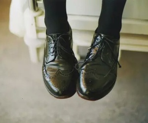shoes, vintage, and indie image