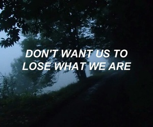 quote, grunge, and lose image