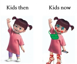 kids, true, and now image