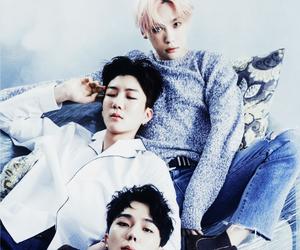 winner, mino, and jinwoo image