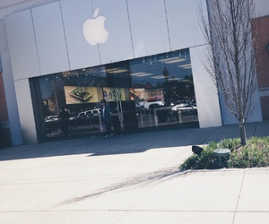 apple, stores, and Apple Store image