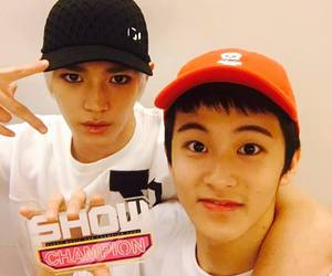 kpop, taeyong, and mark image