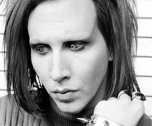 Marilyn Manson, icon, and Mechanical Animals image