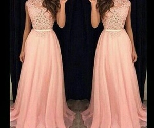 dress and prom dress image