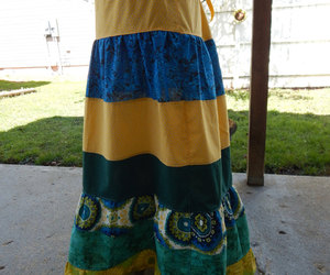 fashion, skirt, and hippie skirt image