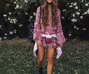 fashion, coachella, and boho image
