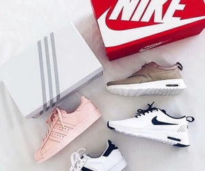 nike, shoes, and adidas image
